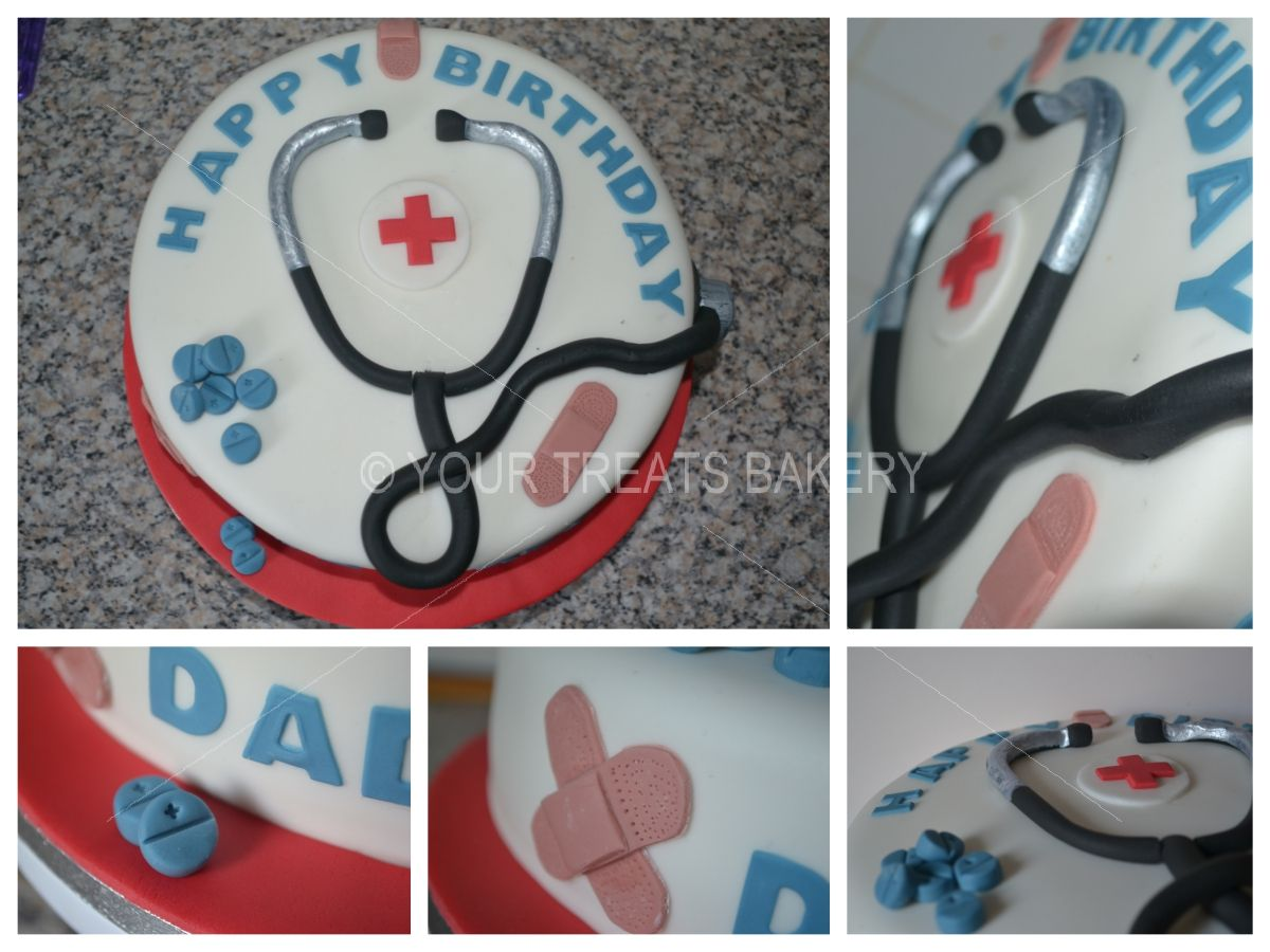 Doctor Doctor Cake Your Treats Bakery
