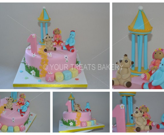 In The Night Garden Cake