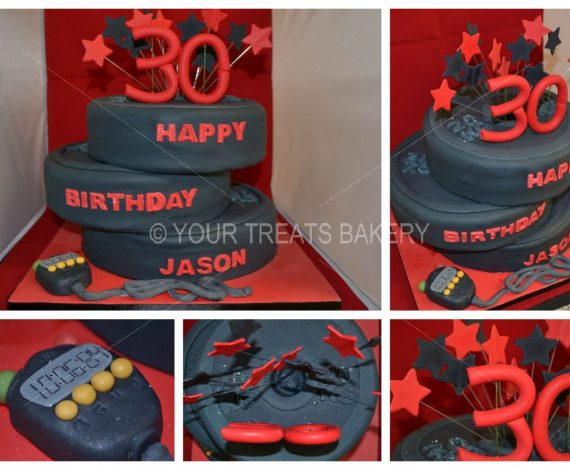 Weights on Top Cake